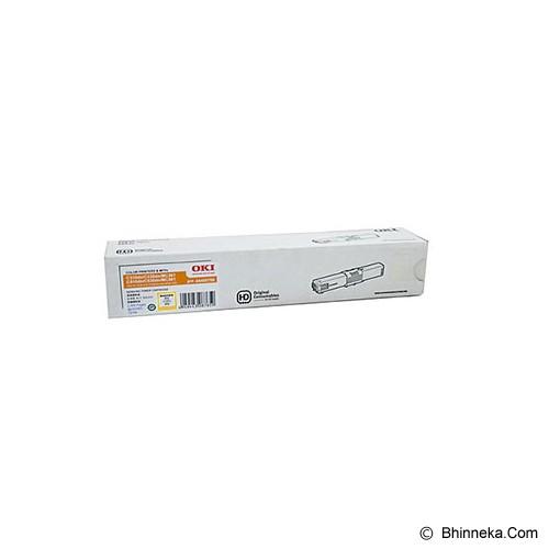 OKI Yellow Toner [44469755] - Toner Printer Lainnya